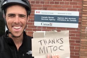 Thanks MITOC
