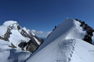 """""""Fourth Class"""" Ridge Descent"""